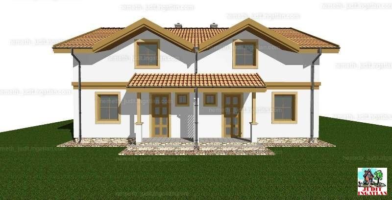 Eladó Új Építésű Ikerház Maglód (ELKELT)