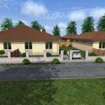 Eladó Új Építésű Családi Ház Pest Megye ( Gyömrő)